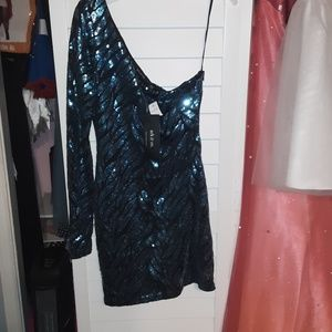 NWT -  Ark & Company Sequin Dress